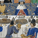 Royal feast