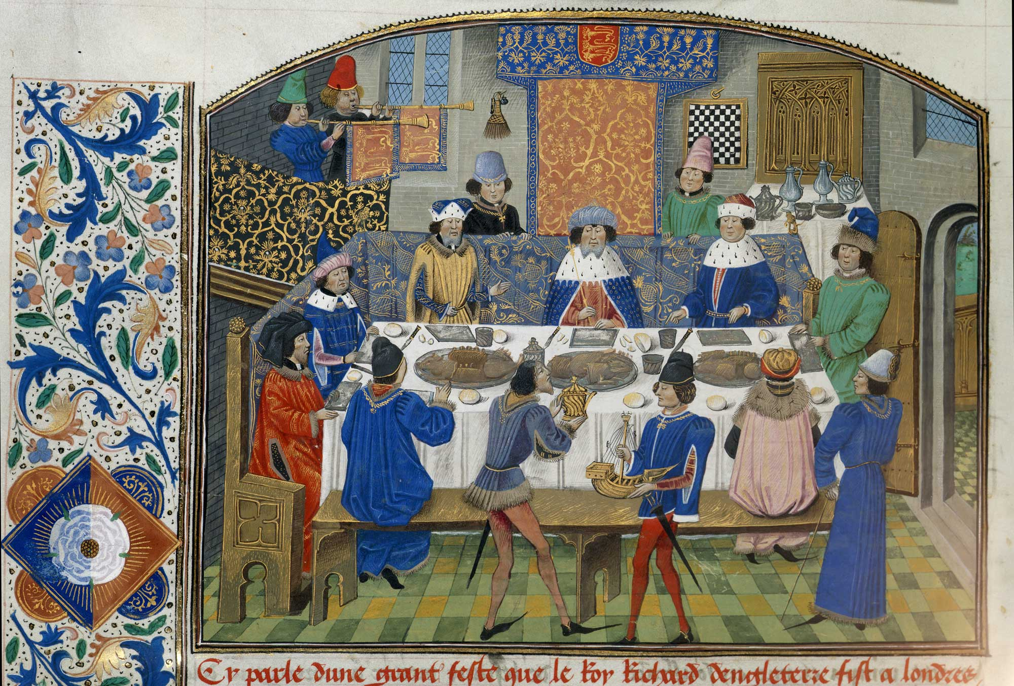 royal feast image