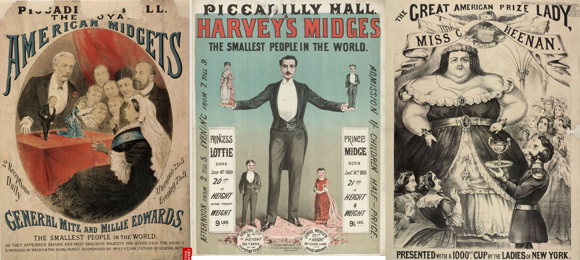 Freakshow Posters