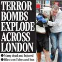 all all London 7/7 terrorist attacks