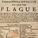 A cure for the Plague