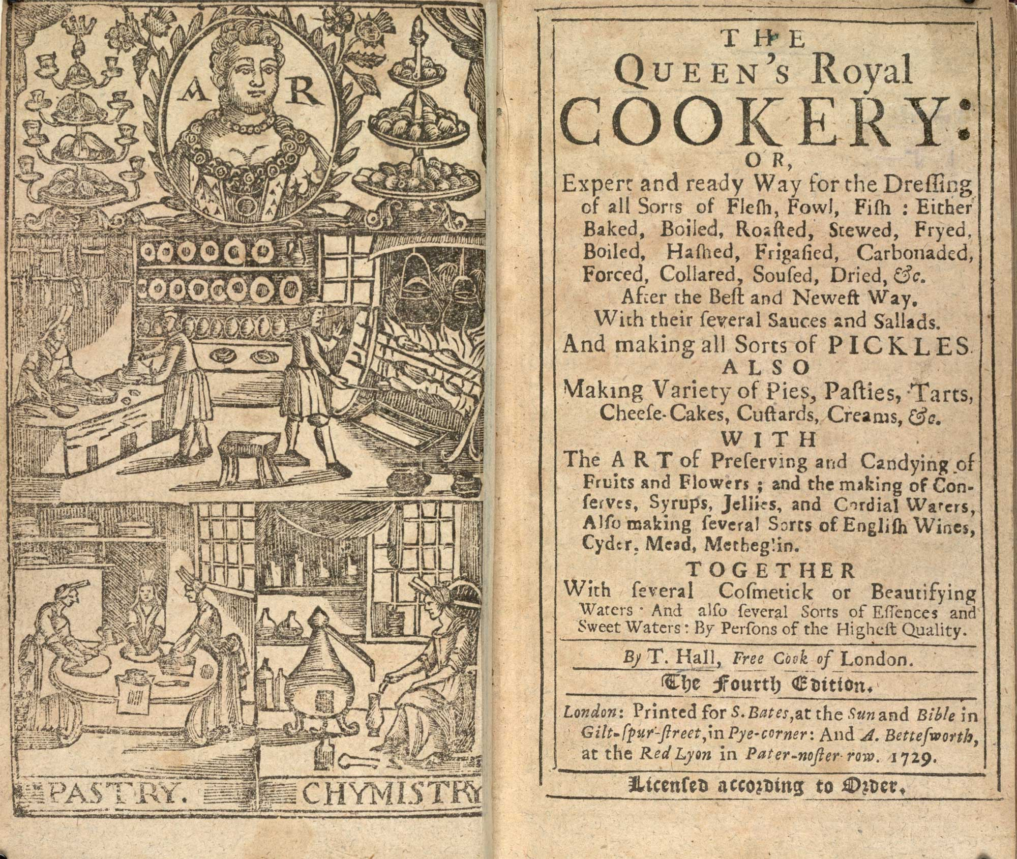 Queen's Royal Cookery