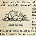 Mrs Beeton's Turkey
