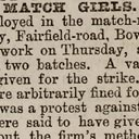 Match Girls Strike