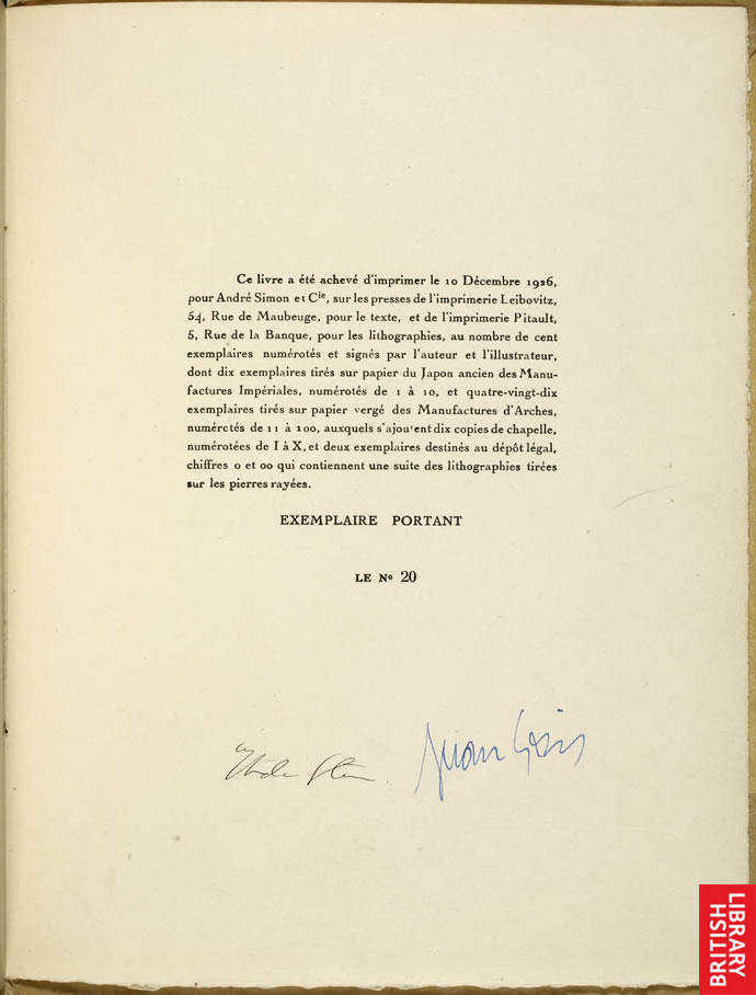 Image of title page to Gertrude Stein, A Book Concluding With As A Wife Has a Cow