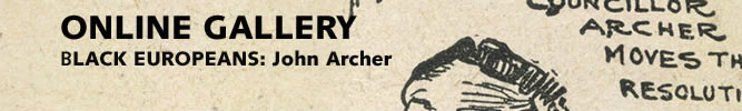 Black Europeans: John Archer