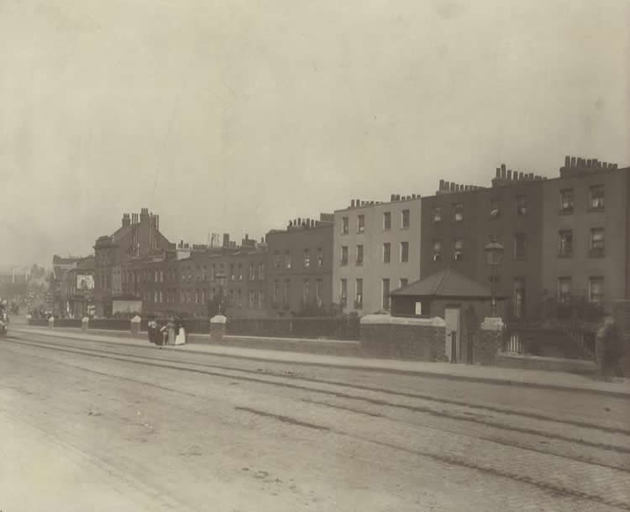 Photo of Battersea Park Road
