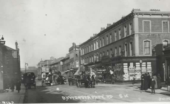 Image result for Battersea history