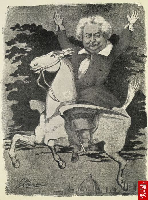 Caricature by Arcourt