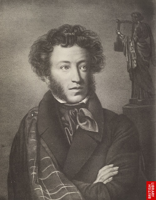 Image of Pushkin