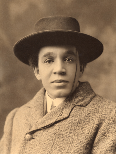 Samuel Coleridge-Taylor - the last formal portrait