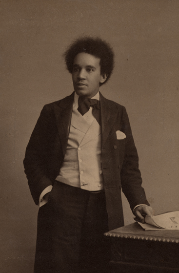 Image of Samuel Coleridge-Taylor