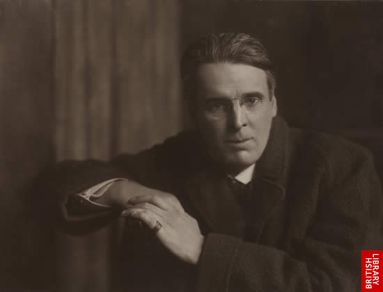 Portrait of W. B. Yeats