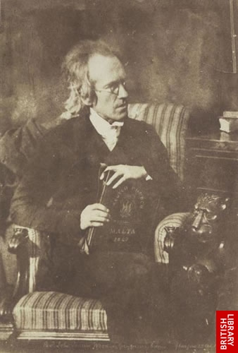 Portrait of Dr James Julius Wood