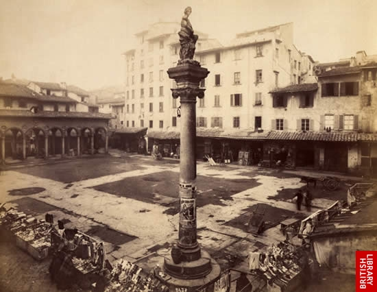 The Old Market, Florence