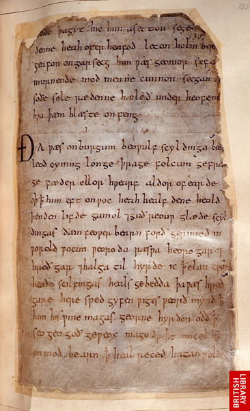 Image from Beowulf