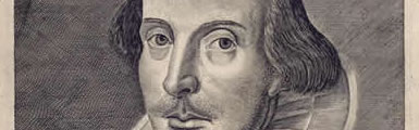 Image from Shakespeare's First Folio