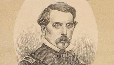 General Thomas F. Meagher of the Irish Brigade