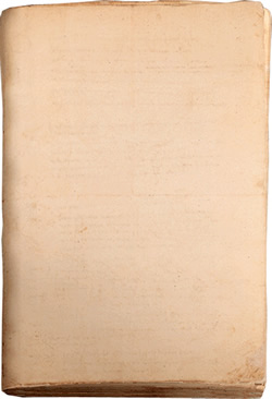 Image of the front cover of Leonardo da Vinci's Notebook