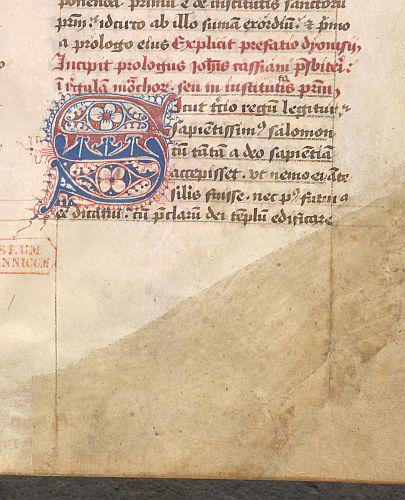 MS Burney 355 f.1