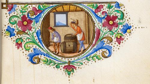 Making barrels
