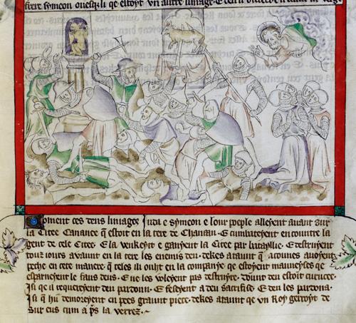 Tribes of Judah and Simeon