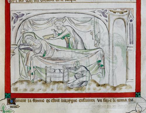 Birth of Samuel