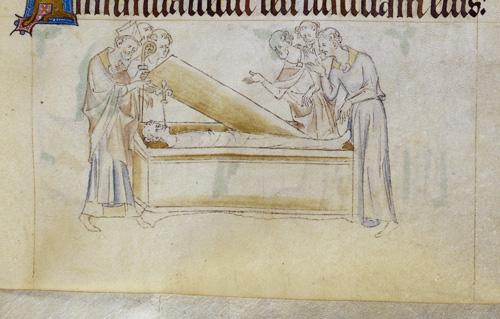 Bishop's tomb