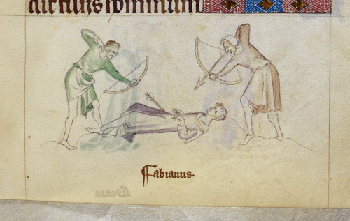 Martyrdom of Fabian