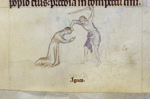 Martyrdom of Agnes