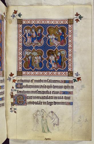 Gethsemane and St Agatha