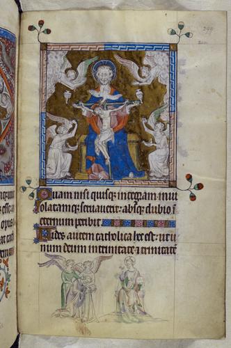 Trinity and Thomas Becket