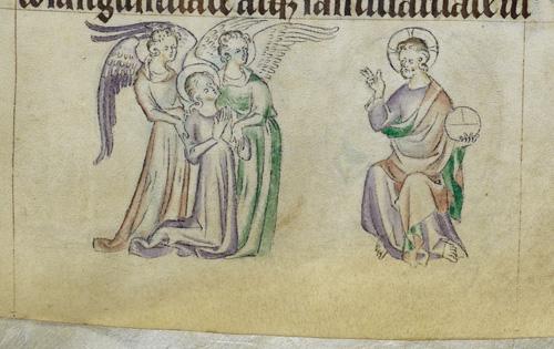 Margaret before Christ