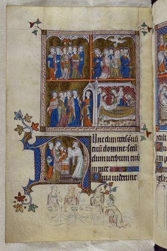 Mary and Thomas Becket