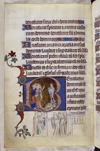 John and Abbot of Pontigny