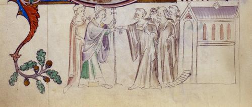 Abbot of Pontigny