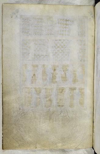 Blank folio