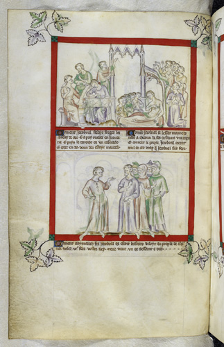 Death of Jerubbaal