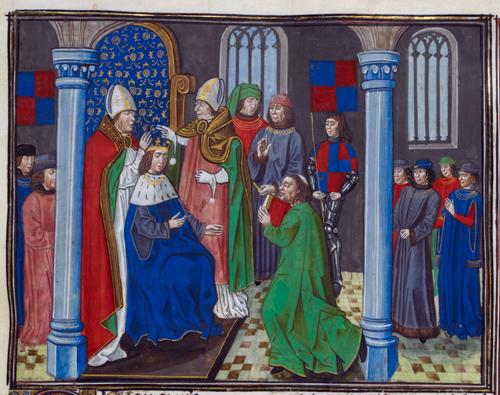Coronation of Henry IV