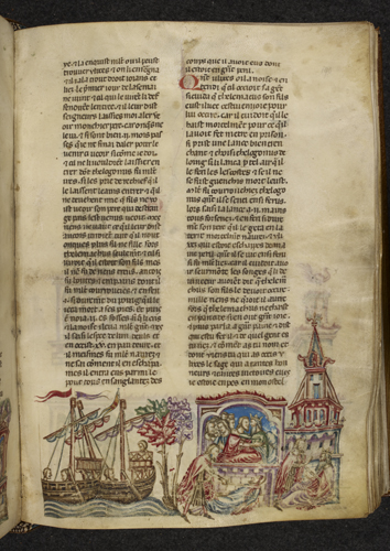 Telegonus and Ulysses