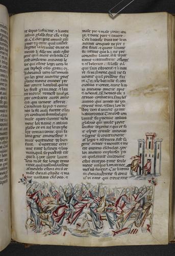 Glabrio defeating Antiochus