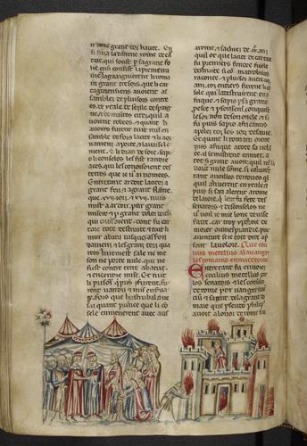 Burning of Carthage