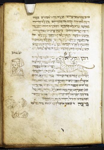 Rabban Gamliel and ~matzah~