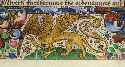 Griffin of Salisbury