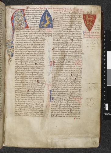 Arms of William the Conqueror