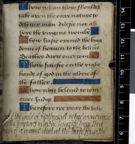 Lady Jane Grey inscription