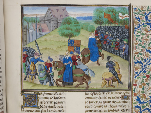 Death of Wat Tyler