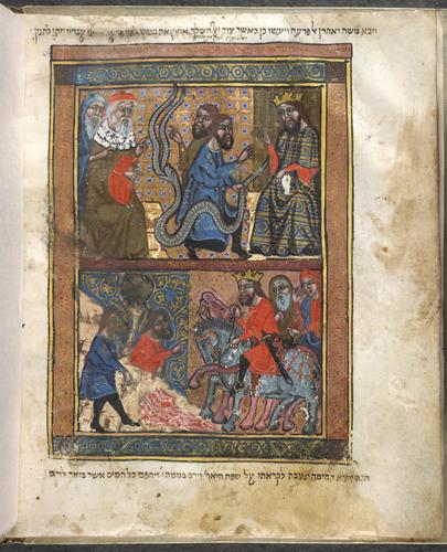 Scenes from Exodus