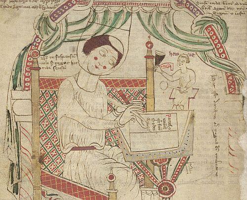 Detail: Donatus