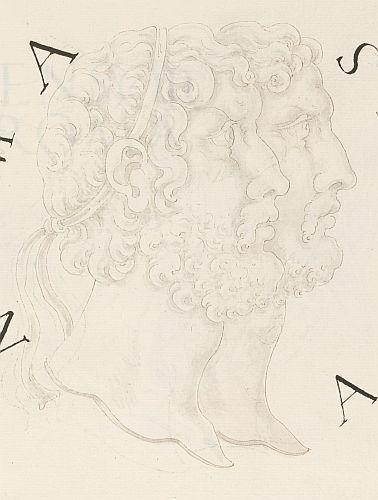 Detail: drawing